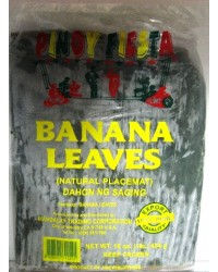*Pinoy Fiesta Frozen Banana Leaves