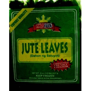 *Pinoy Fiesta Frozen Jute Leaves (Saluyot)