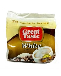 Great Tastwe Coffee Trio White