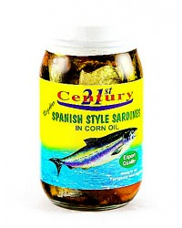 21st Century Spanish Style Sardines in Oil