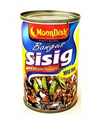 Moondish Bangus Sisig Mild Hot