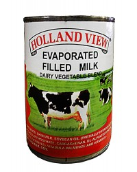 Holland View Evaporated Milk Small