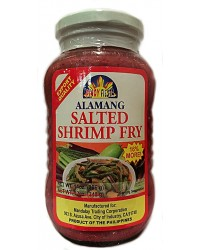 Pinoy Fiesta. Salted Shrimp Fry Alamang