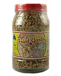 Fried Garlic in bottle