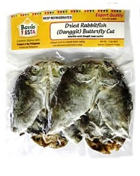 *Barrio Fiesta Dried Rabbitfish (Danggit) Butterfly Cut