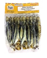 *Barrio Fiesta Dried Sardines (Tuloy) Eviscerated