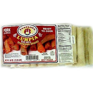 *Pampanga Shanghai Party Pack Pork