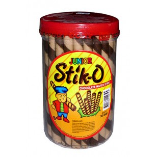 Stik-O Chocolate Wafer Stick