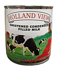 Holland View Condensed Milk Big