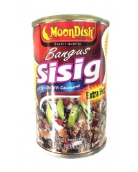 Moondish Bangus Sisig Extra Hot