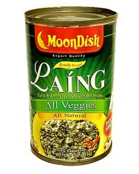 Moondish Taro Leaves in Coco Cream Veg Style Hot & Spicy
