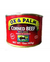 Ox & Palm Corned Beef
