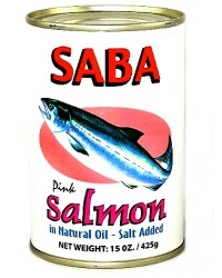 Saba Salmon Pink in Natural Oil big