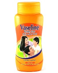 **Vaseline Shampoo Orange