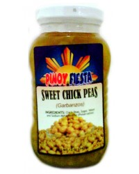 Pinoy Fiesta Chick Peas in Syrup