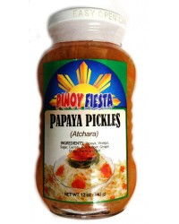 Pinoy Fiesta Papaya Pickles