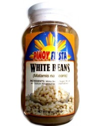Pinoy Fiesta Sweet White Beans in Syrup Big