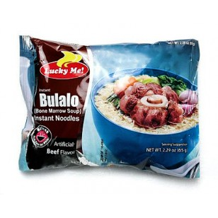 Lucky me Inst Bulalo Pouch