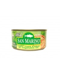 San Marino Light Tuna Flakes in Oil