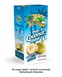 Paradise Brand Coconut Water