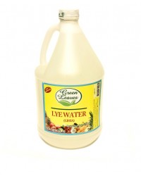 Green Leaves Flavor Concentrate - Lye Water