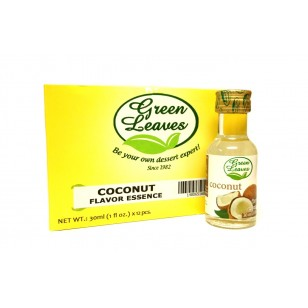 Green Leaves Food Flavors - Coconut Essence