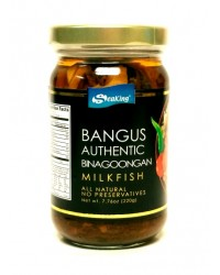 Seaking Bangus (Milkfish in bottle) Authentic Binagoongan