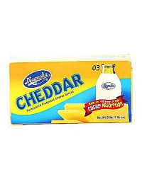 *Magnolia Cheddar Cheese in box Small