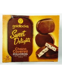 Goldilocks Sweet Delights Polvoron Chocolate