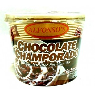 Alfonso's Choco Champorado Mix Cup