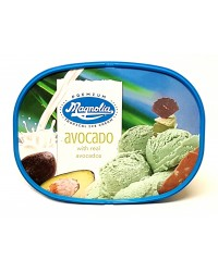 *Magnolia Ice Cream Avocado Flavor