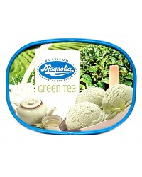 *Magnolia Ice Cream Green Tea
