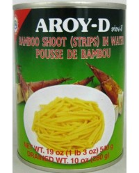 Aroy-D Bamboo Shoot (Strip)