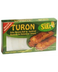 *Frozen Golden Saba Turon with Langka (T-1)