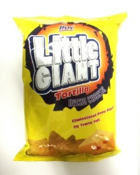 Boy Bawang Little Giant Tortilla Chips - Nacho Cheese