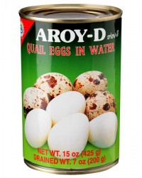 Aroy-D Quail Egg in Water