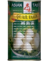 Asian Taste Canned Quail Eggs