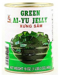 Asian Taste Green (Ai-Yu) Jelly