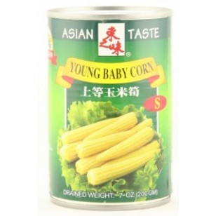 Asian Taste Young Baby Corn Large