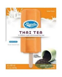 *Magnolia Tropical Milk Bar Thai Tea 12pkgsx4bars