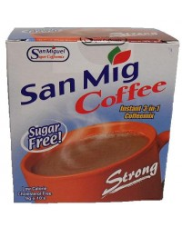 San Mig Coffee 3-in-1 Sugar Free Strong