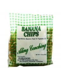 Conching Banana Chips