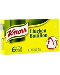 Knorr Cubes Chicken Bouillon