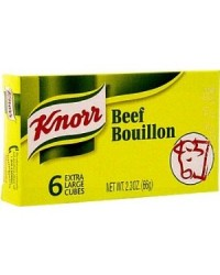 Knorr Cubes Beef Bouillon