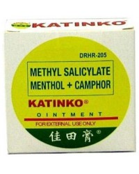 **Katinko Ointment Menthol Camphor Single