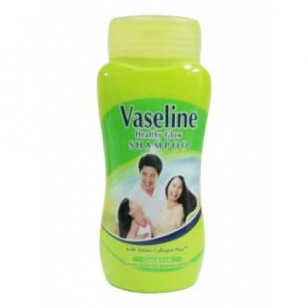 **Vaseline Shampoo Thick&Shiny Green