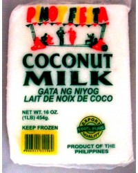 *Pinoy Fiesta Frozen Coconut Milk