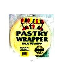 *Pinoy Fiesta Frozen Lumpia Wrapper-Round