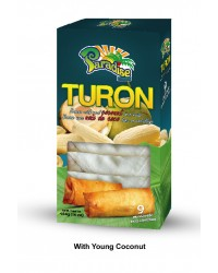 *Paradise Br IQF Banana Turon with Coconut