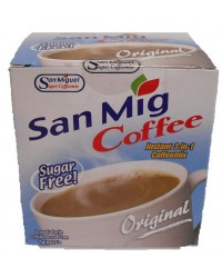 San Mig Coffee 3-in-1 Sugar Free Original
